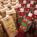豆乳と野菜ジュース-2
