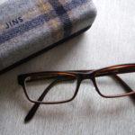 初の近々両用メガネ