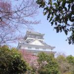 岐阜城へハイキング