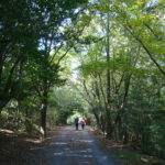 平和公園一万歩コース、歩いてきた