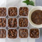 豆が好き-9〜うずら豆500グラムを圧なしで30分